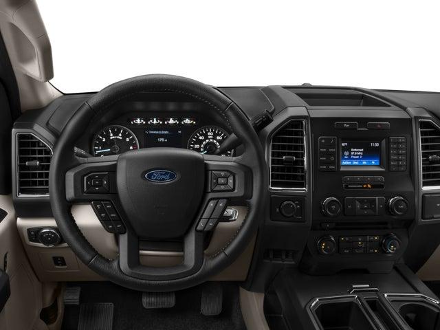 2015 Ford F 150 Xlt 4x4