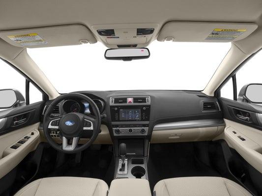 2016 Subaru Outback 2 5i Premium