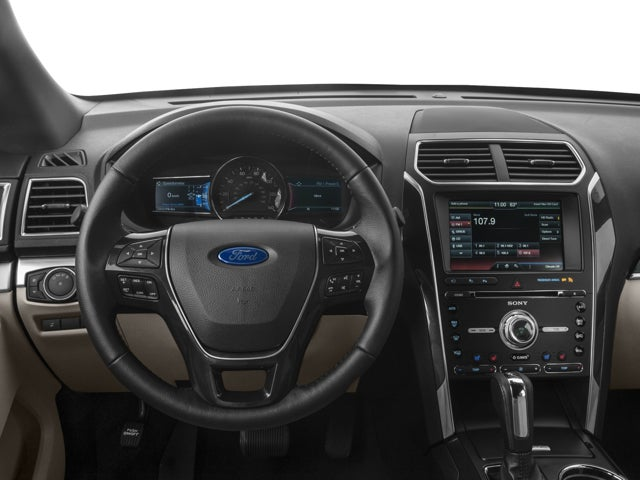 Ford Explorer Limited Awd In Onalaska Wi Dahl Ford Lincoln Of Onalaska