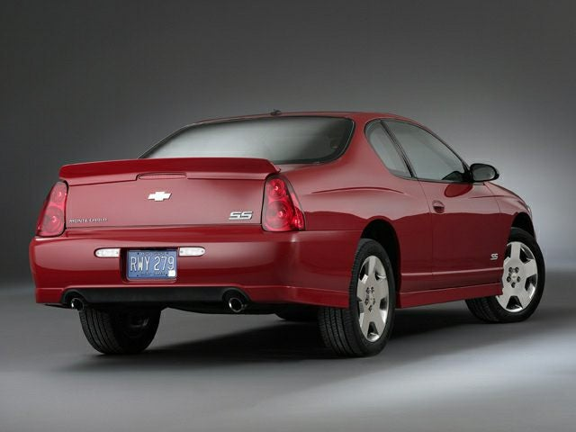 2006 Chevrolet Monte Carlo Ss In Onalaska Wi Dahl Ford Lincoln Of