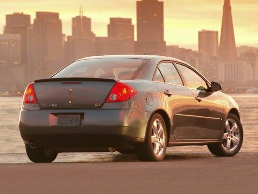 2007 Pontiac G6 Gt In Onalaska Wi Dahl Ford Lincoln Of