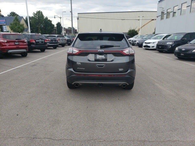 Ford Edge Sel In Onalaska Wi Dahl Ford Lincoln Of Onalaska